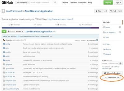 NetBeans8.0のZF2設定2